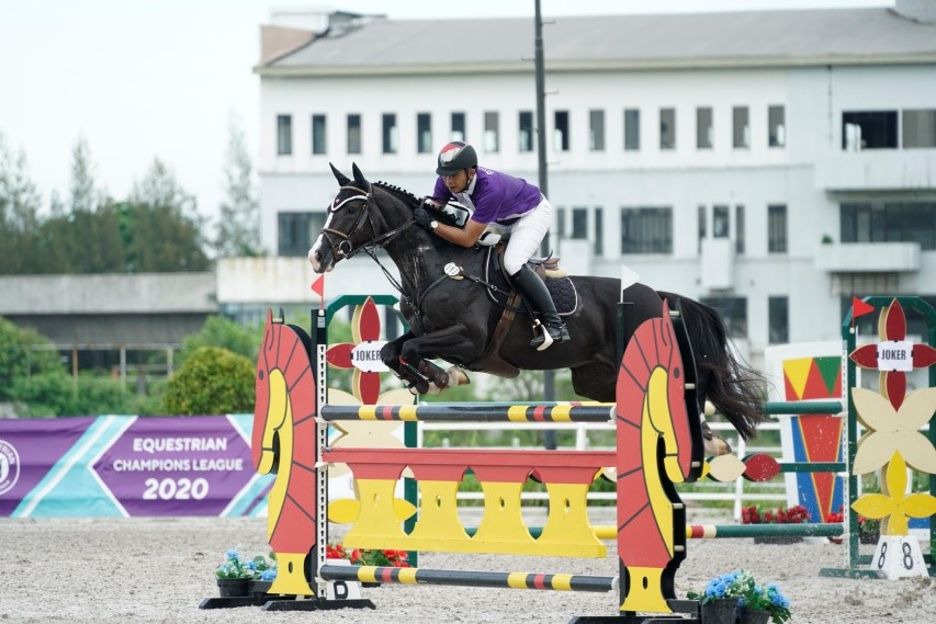 Equestrian Champions League (ECL) - Series 6 Final (Day 1)