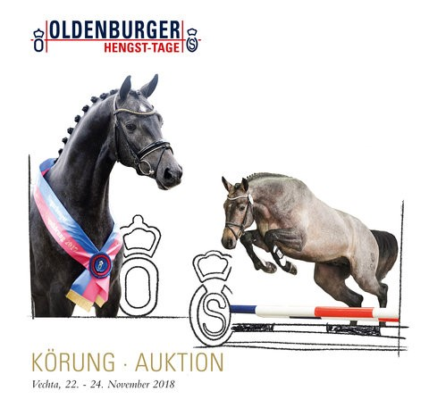 Dark Dancer and For Royalty make it to the Oldenburg Elite Auction